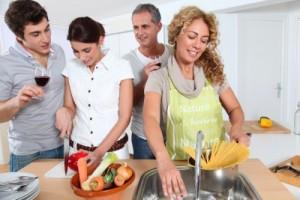 Conseils et astuces pour votre cuisine travaux cuisine for Cuisine entre amis